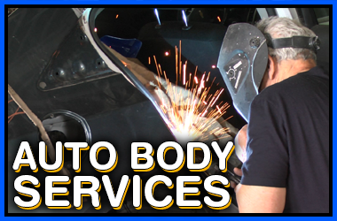 Services at Definis Auto Body